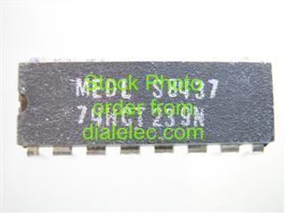 MEDL74HCT239N
