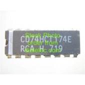 CD74HCT174E