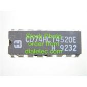 CD74HCT4520E