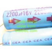CEA-2200UF-16V