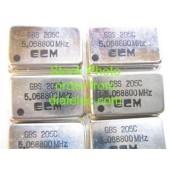 GBS205C-5.068800MHZ