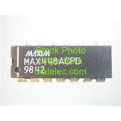MAX448ACPD