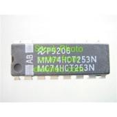 MM74HCT253N