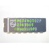 PC74HCT02P