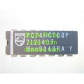 PC74HCT08P