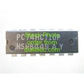 PC74HCT10P