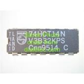 PC74HCT14N