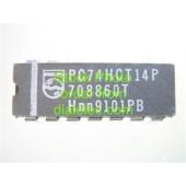 PC74HCT14P