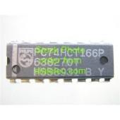 PC74HCT166P