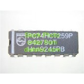 PC74HCT259P