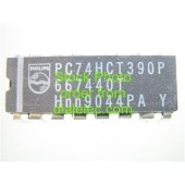 PC74HCT390P