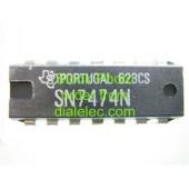 SN7474N