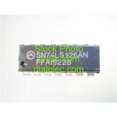 SN74LS126AN